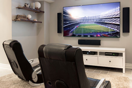 Man Cave Dressing Room : Ways to make the most of your spare room confused