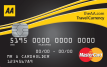 AA Euro Currency card