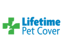 lifetime pet logo