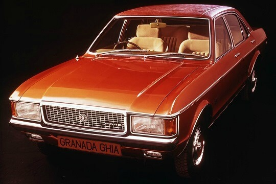 Ford Granada from the 70s & The best and worst cars of the 1970s - Confused.com markmcfarlin.com