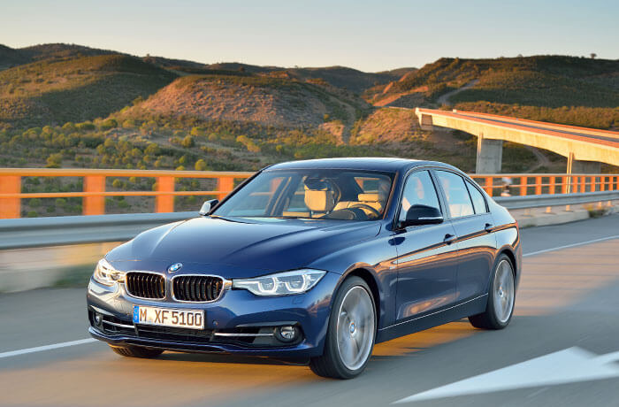 BMW 3 Series automatic