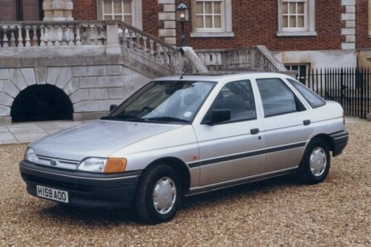 The worst Ford cars ever made - Ford Escort 1990 : the best ford car - markmcfarlin.com