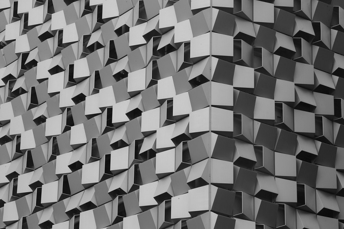 cheese grater car park