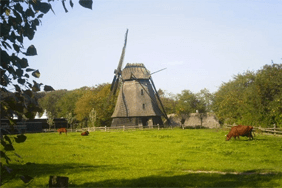 Windmill in Denmark