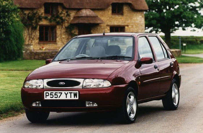 Ford Fiesta Mark 4