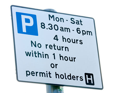 Drivers Face Postcode Lottery Over Parking Permits