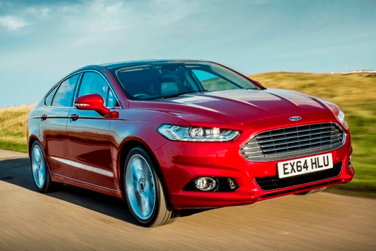 Red Mondeo