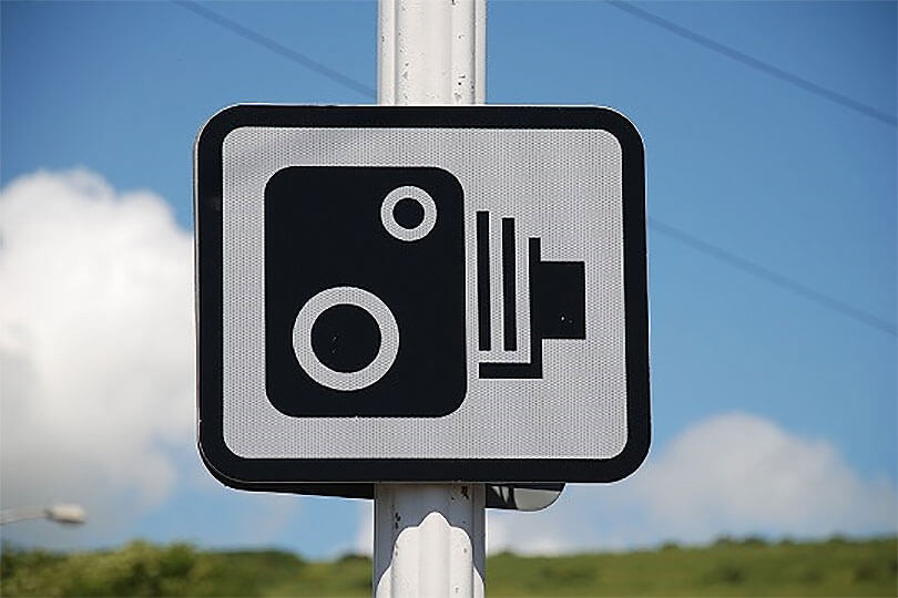 digital speed camera