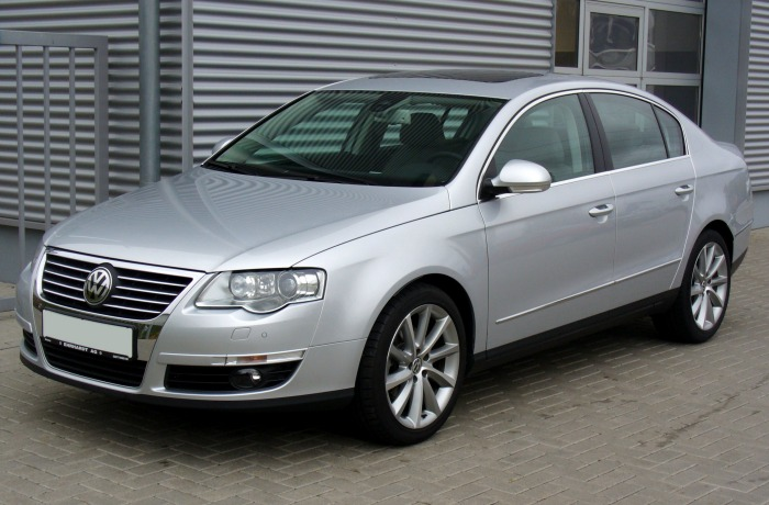The VW Passat 2.0 TDI 2005