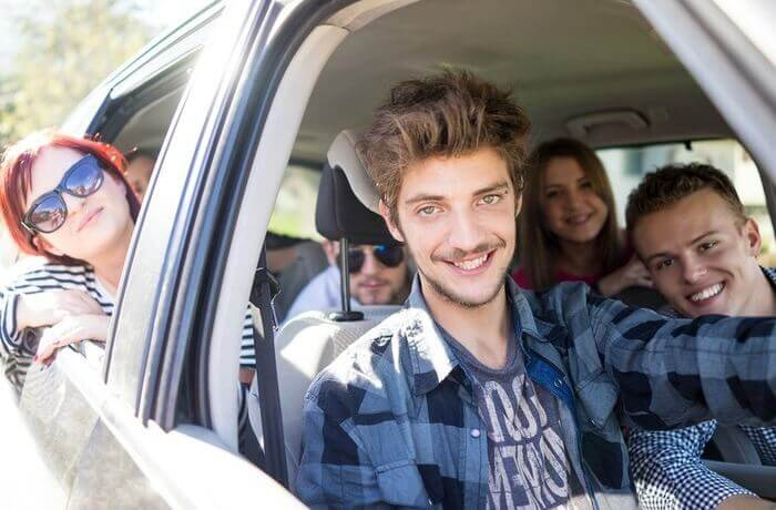 young drivers It is widely believed that youth recklessness is often the cause of young driver crashes, but is this simply a myth.