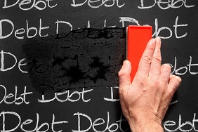 Debt blackboard