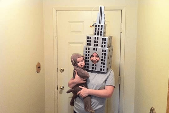 Cute halloween costume