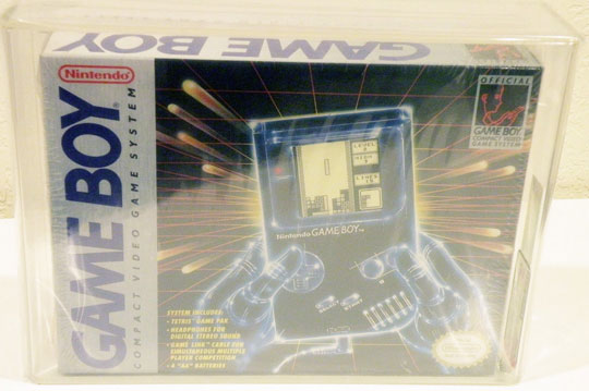 Game boy console toy
