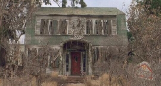 a nightmare on elm street house