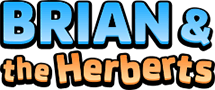 Brian and the Herberts logo